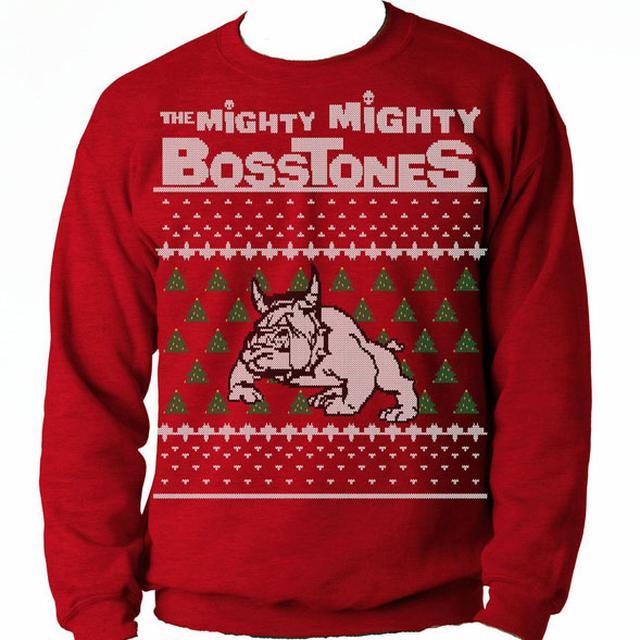 Mighty Mighty Bosstones Ugly Dog Xmas Sweater