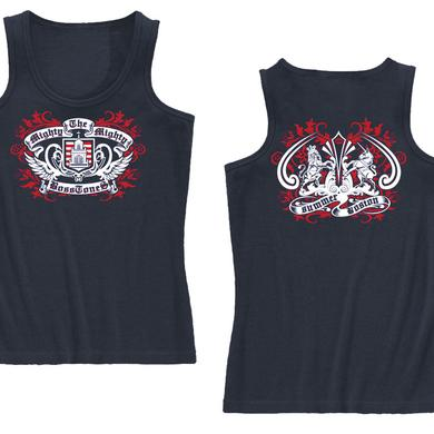 Mighty Mighty Bosstones Crest Navy Ladies Tank