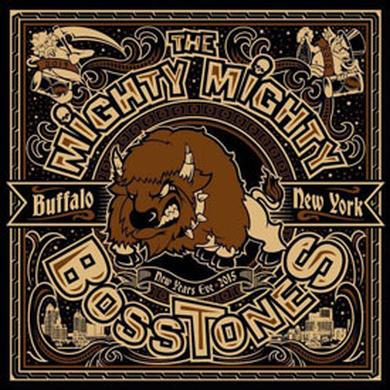 Mighty Mighty Bosstones Buffalo NY 2014 Lithograph