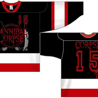 Cannibal Corpse Hockey Jersey