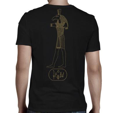 Nile Thoth Black T-Shirt