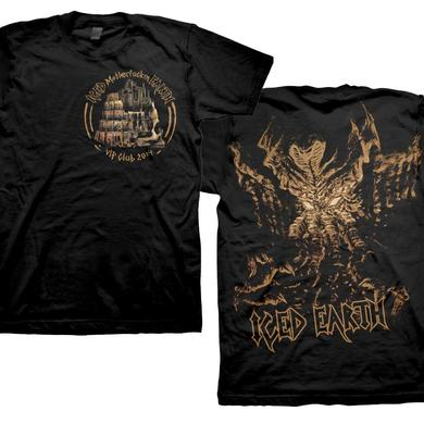 Iced Earth 2014 Fan Club T-Shirt