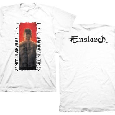 Enslaved In Time White T-Shirt