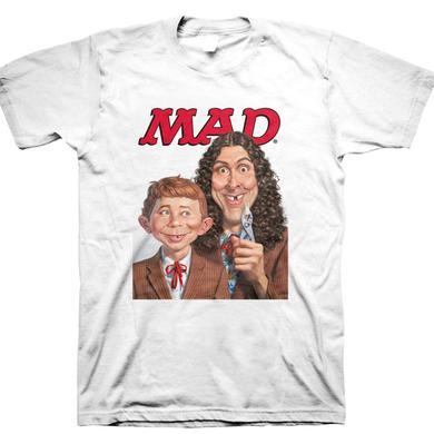Weird Al Mad Magazine T-Shirt