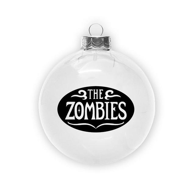 The Zombies Christmas Ornament
