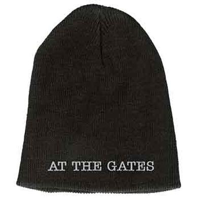 At The Gates Beanie with Logo