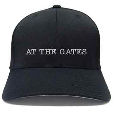At The Gates Flex Fit Hat with Logo