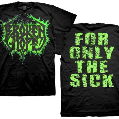 Broken Hope Logo Sick T-Shirt