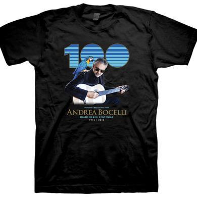 Andrea Bocelli Miami Beach 2015 Mens T-Shirt