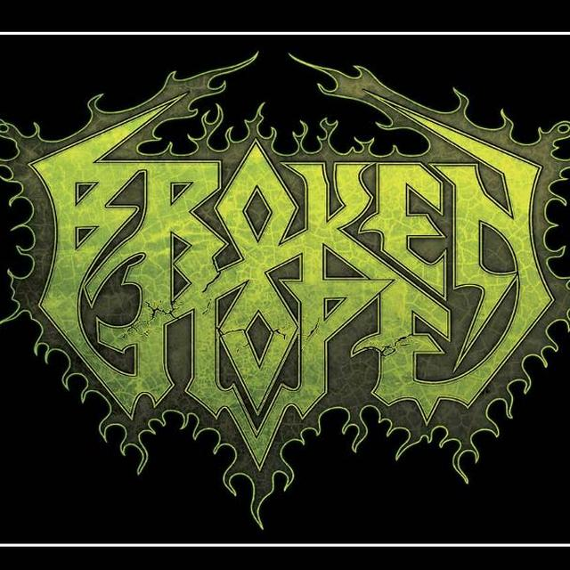 Broken Hope Logo Sticker