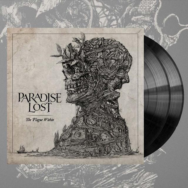 Paradise Lost The Plague Within Black 2LP Vinyl
