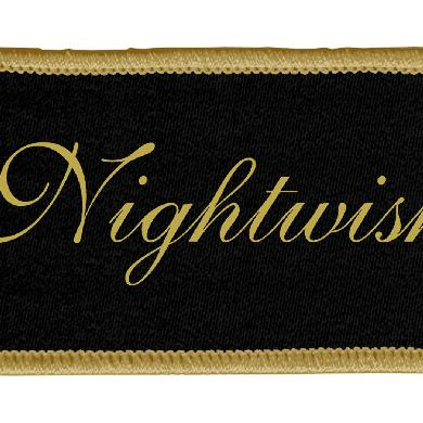 Nightwish Logo Patch