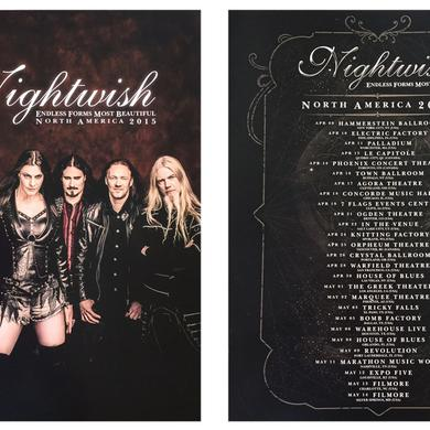 Nightwish North American Tour Program