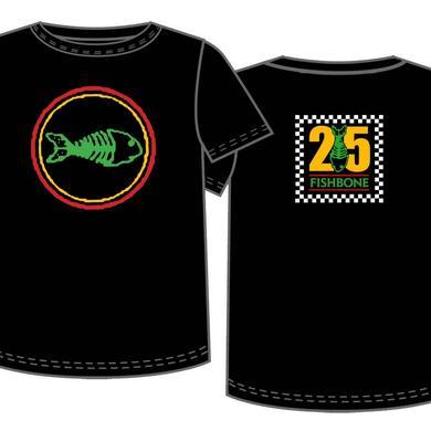 Fishbone Classic Logo 25th Anniversary