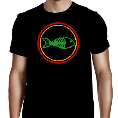 Fishbone Classic Logo Backwards Name T-Shirt