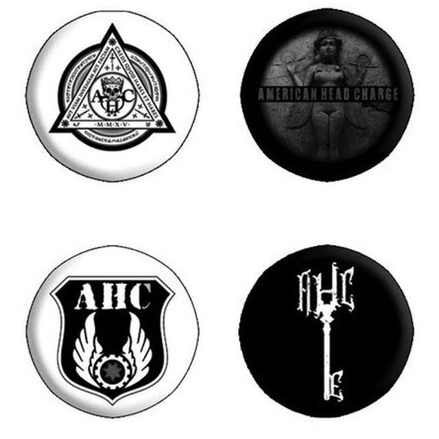 American Head Charge AHC Button Pack
