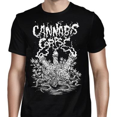Cannabis Corpse Weedless Ones T-shirt