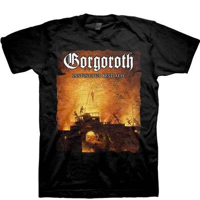 Gorgoroth Instinctus Bestialis T-shirt