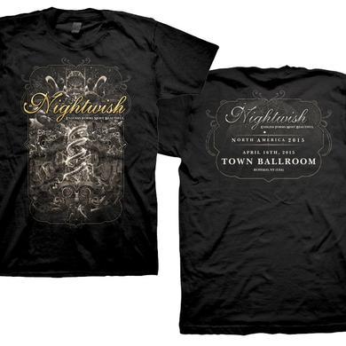 Nightwish April 16th Town Ballroom - Buffalo NY
