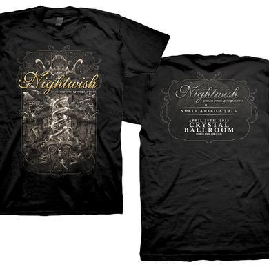 Nightwish April 26th Crystal Ballroom - Portland OR