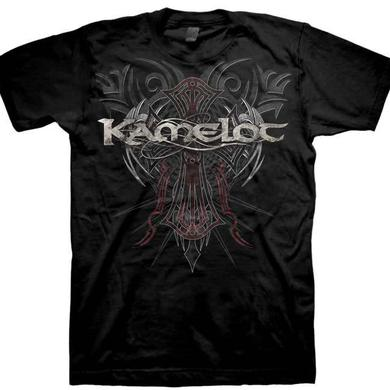 Kamelot Cross Tribal T-Shirt