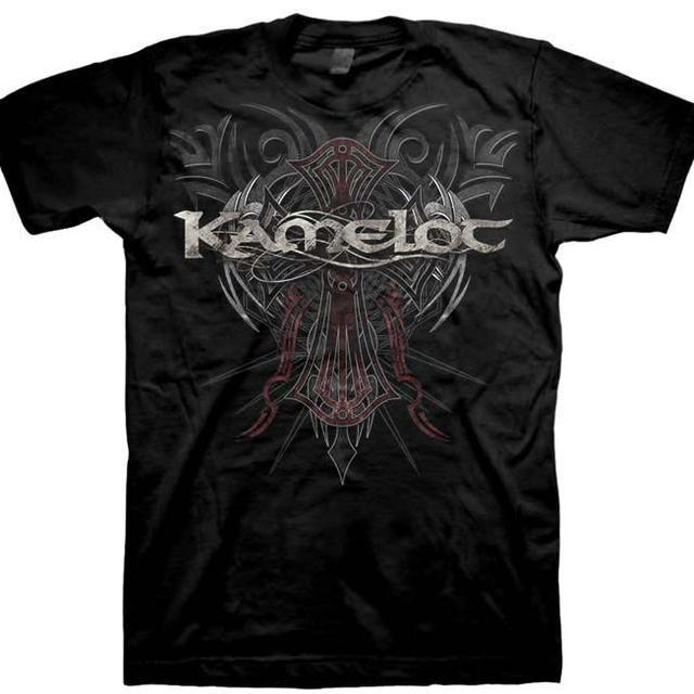 Kamelot Cross Tribal T-Shirt