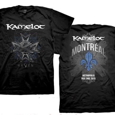 Kamelot Montreal Logo T-Shirt