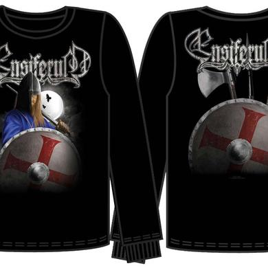 Ensiferum Viking with Shield Longsleeve Tee