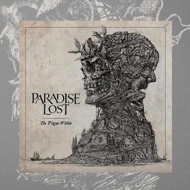 Paradise Lost The Plague Within CD