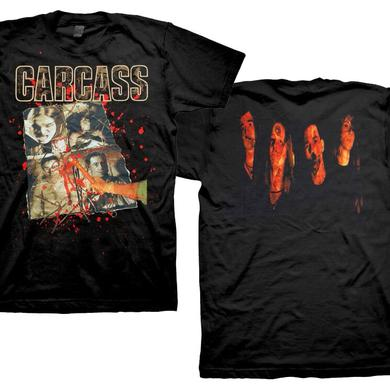 Carcass Necroticism T-Shirt