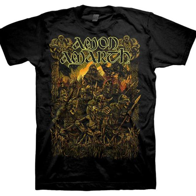 Amon Amarth Loki  T-shirt