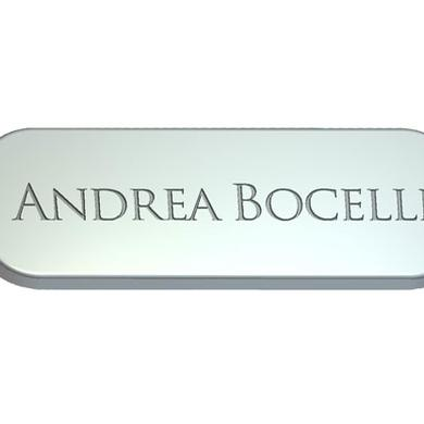 Andrea Bocelli Keychain
