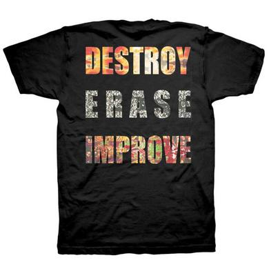 MESHUGGAH Destroy Erase Improve T-shirt