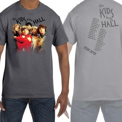 Kids in the Hall KITH Grey Tour Tee
