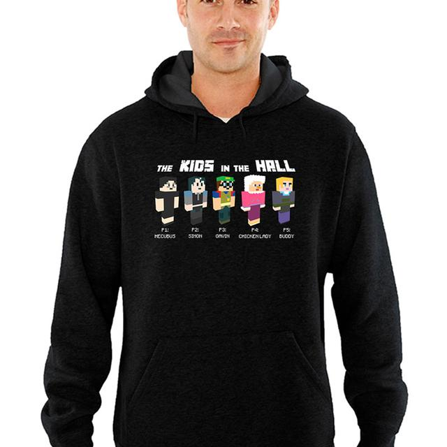 Kids in the Hall KITH Avatar Pullover Hoodie