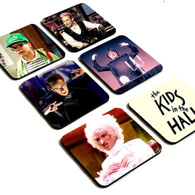 Kids in the Hall KITH Coaster Set