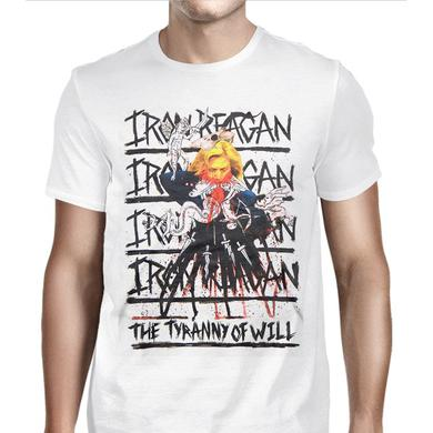 Iron Reagan The Tyranny Of Will T-Shirt
