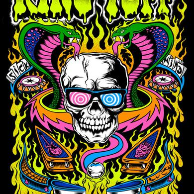 Dirty Donny King Tuff Poster- Chrome