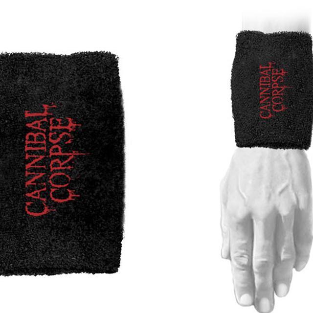 Cannibal Corpse Logo Wristband