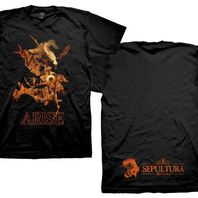 Sepultura Arise 30 Years T-Shirt