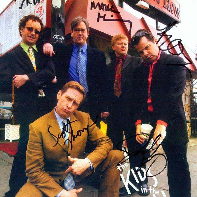 Kids in the Hall Macho Taco - Autographed 8x10