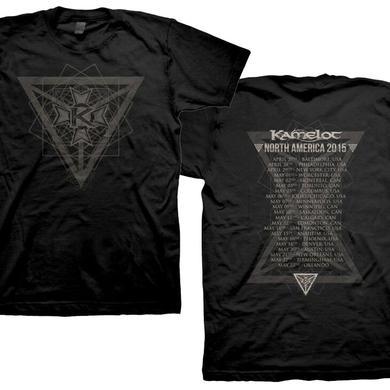 Kamelot V Logo T-Shirt