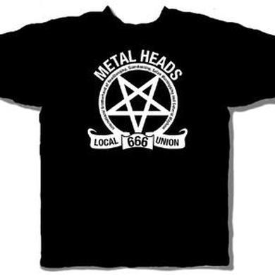 Pricebusters Metalheads Union Tee