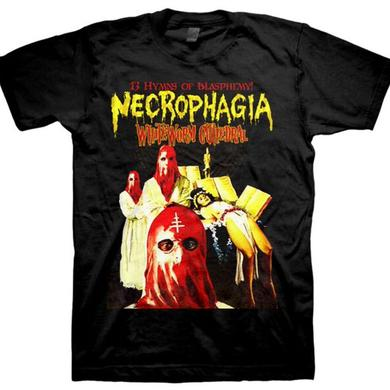 Necrophagia Occult Necro T-Shirt