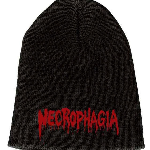 Necrophagia Logo Beanie