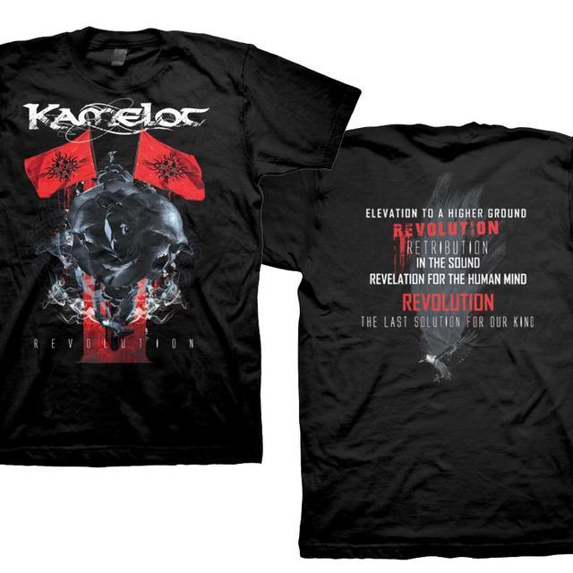 Kamelot Revolution T-Shirt