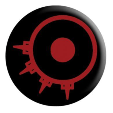 Arch Enemy Logo Button
