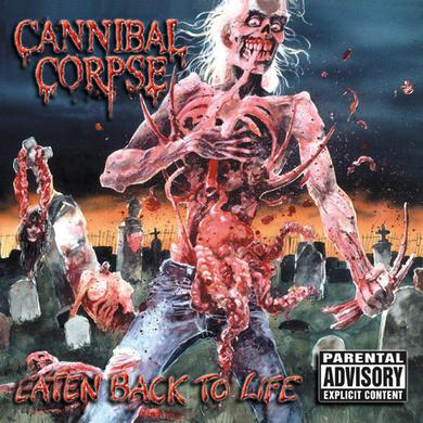 Cannibal Corpse Eaten Back To Life CD