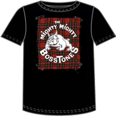Mighty Mighty Bosstones Plaid Patch T-Shirt