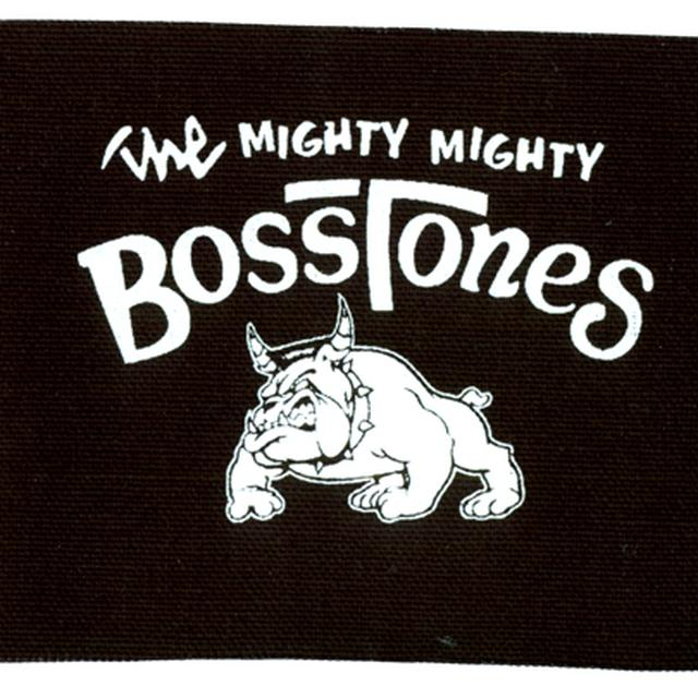 Mighty Mighty Bosstones Bulldog Black Patch